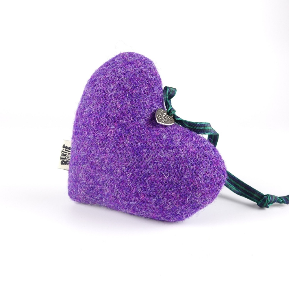Harris Tweed Doggy Bag Dispensers by Bertie Girl - Shit Happens - Just Be Prepared! and Stop Messin' About