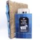 Blue Check Harris Tweed Mobile Phone Sleeve - Aye Phone Sporran Technology